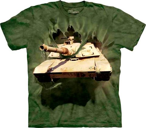 детские футболки Mountain
