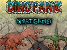 убегая от тиранозавра