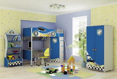 Как лучше обустроить комнату для мальчика