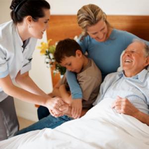 Служба по уходу за больными