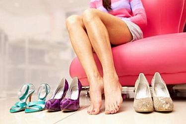 Как выбрать обувь в интернет-магазине?