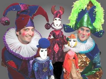 Выбираем детские спектакли