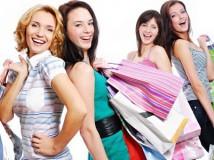Как найти скидки на женскую одежду