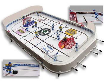 Stiga play off – настольный хоккей для детей и взрослых