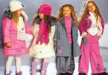 Какое пальто выбрать девочке на зиму