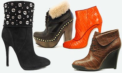 Правильно подобранная обувь украсит любую женщину