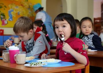 Детские сады в Алматы
