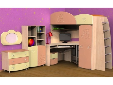 Как выбрать детскую мебель