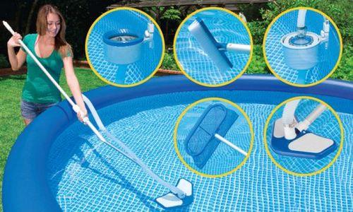 Набор для очистки бассейнов