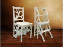 Для чего нужен стул-стремянка?