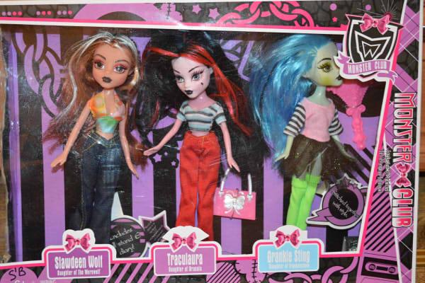 Почему куклы Монстер Хай так популярны?
