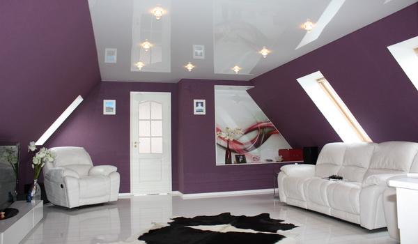 Выбираем качественные натяжные потолки