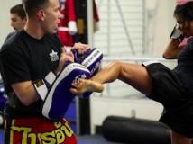 Профессиональное боксерское снаряжение