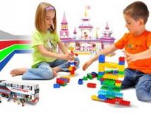Выбираем игрушки для ребенка