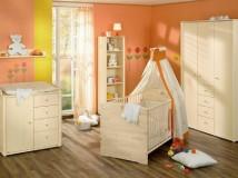 Как выбрать кровать для трехлетнего ребенка?
