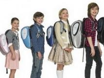 Выбираем школьные рюкзаки