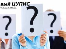 Что такое цупис идентификация?