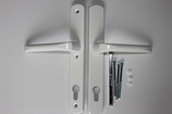 Замена метало-пластиковых дверей