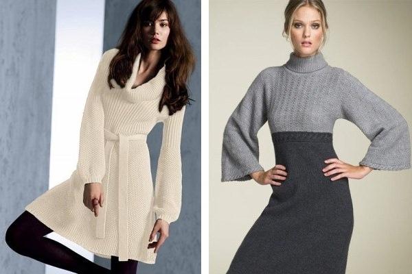 Как выбрать трикотажное платье